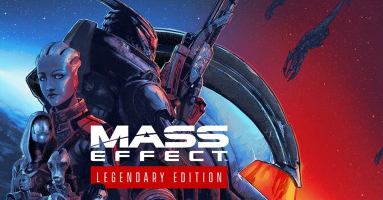 Mass Effect LEGENDARY EDITION | CASHBACK | ГАРАНТИЯ